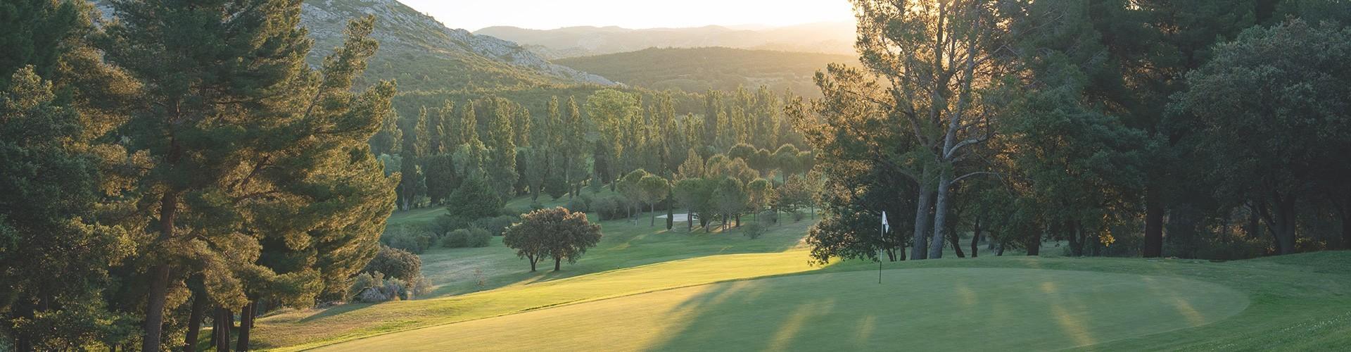Coffrets Week-end Golf en Provence à offrir - bboutique