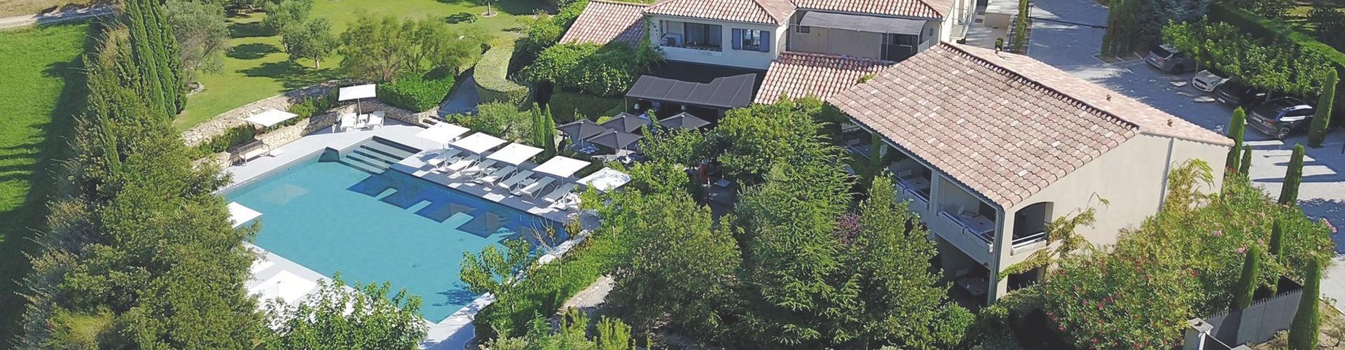 Séjours 1 nuit Hôtel 4* en Provence à offrir - bboutique